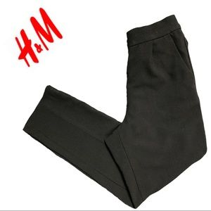 H&M Casual Dress Pant Front & Rear Pockets Size 2